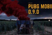 PUBG Mobile 0.9.0 Update